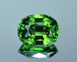 14.23 Cts Dazzling Lustrous Green Tourmaline