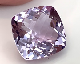 LUXURIOUS ROSE DE FRANCE AMETHYST - No reserve ~