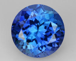 1.72 Ct Tanzanite Top Quality Gemstone DT3