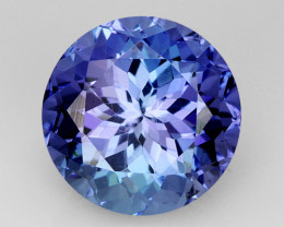 1.67 Ct Tanzanite Top Quality Gemstone DT10