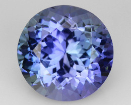 3.33 Ct Tanzanite Top Quality Gemstone DT13