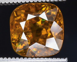 4.30 Crt Sphene Top Quality Faceted Gemstone (R52)
