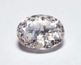 Certified Morganite 7.32ct.