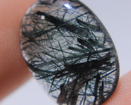 Wow Very Beautiful Cut Rutile Quartz Collector's Gem