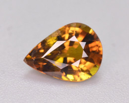 Rare 1.20 Ct Superb Color Natural Chrysoberyl