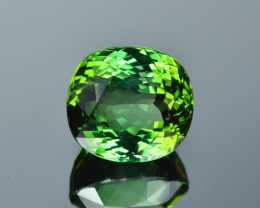 24.08 Cts Magnificent Attractive lustrous Green Tourmaline