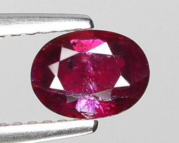 0.67 CT RED RUBY BEST COLOR GEMSTONE RB8