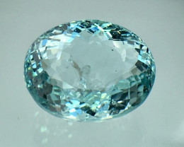 6.08 Cts Aquamarine Awesome Color and Luster ~ Skardu AN3
