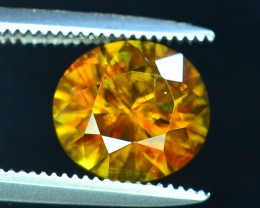 2 Carats AAA Color Full Fire Natural Sphene Loose Gemstone