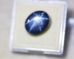 14.75ct 6 Rays Star Blue Sapphire Lot V2740