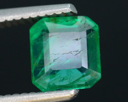 1.24  ct Zambian Emerald SKU-10