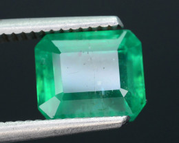 GIA Certified 4.03 ct Zambian Emerald SKU-10