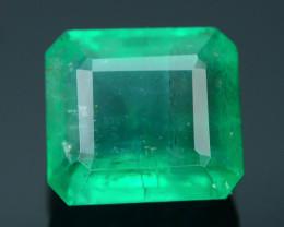 2.85 ct Zambian Emerald SKU-10