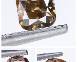 0.65 Crt Diamond Parcels Faceted Gemstone (R53)