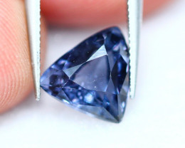 2.24Ct Natural Ceylon Titanium Blue Spinel VS Clarity A30/4