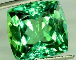 28.95 cts Lush Green Spodumene from Afghanistan