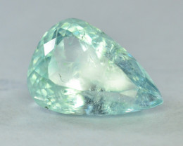 NR:- 13.60 Carats Natural Aquamarine Gemstones