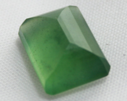7.40 Crt Natural Faceted Serpentine Gemstone 0006