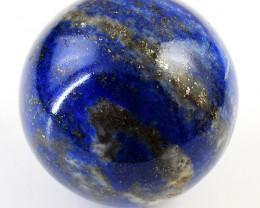 Genuine 975.00 Cts Blue Lapis Lazuli Reiki Healing Sphere