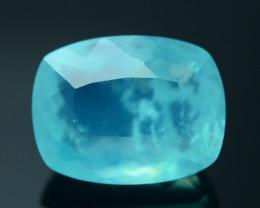 Peruvian Blue Opal 14.26 ct Untreated/Unheated SKU.5