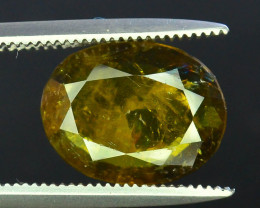 3.80 ct Natural Rare Epidote