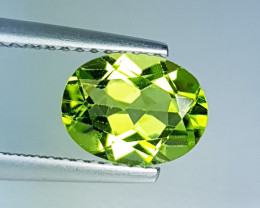 """1.80 ct """" Collector's Gem"""" Stunning Oval Cut Natural Peridot"""