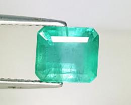 """2.50 ct """"Collective Gem """" Fantastic Octagon Cut Natural Emerald"""