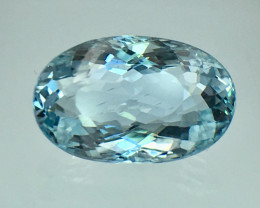 2.88 Cts Aquamarine Awesome Color and Luster ~ Skardu AN12