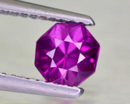 No Reserve  0.95 Cts Grape Color  Garnet, Tanzania