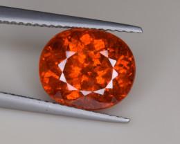 Natural Spessartite Garnet 6.16 Cts, Top Luster