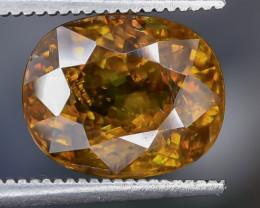 5.0 Crt Sphene Faceted Gemstone (R54)