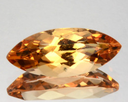 1.62 Cts Natural Imperial Topaz Marquise Brazil