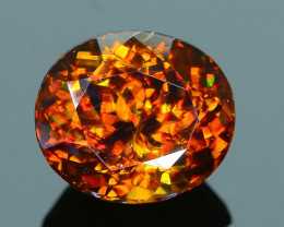 Rare AAA Brilliance 3.74 ct Imperial Sphene Sku-23