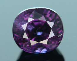 Rarest Garnet 1.29 ct Dramatic Full Color Change SKU-4