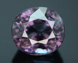 Rarest Garnet 1.35 ct Dramatic Full Color Change SKU-4