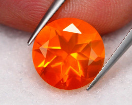 1.73Ct Natural VS Clarity Mexican Fire Opal ~ R24