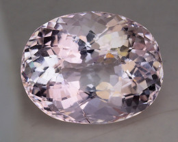 7.39 Cts Morganite Awesome Color and Luster Gemstone MG3