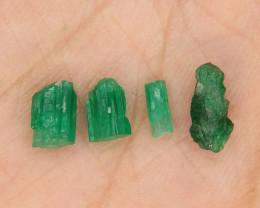 Natural Swat Emerald Lot From Pakistan