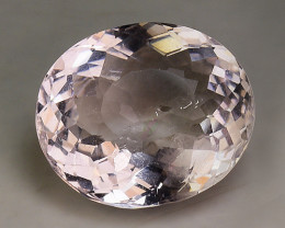 2.45 Cts Morganite Awesome Color and Luster Gemstone MG10