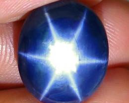 18.62 Carat Southeast Asian Blue Star Sapphire - Gorgeous