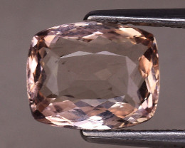 1.95 Cts Morganite Awesome Color and Luster Gemstone MG13
