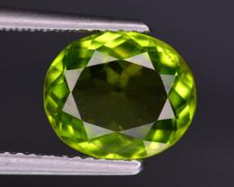 2.75 Cts Pakistani Peridot Gemstone