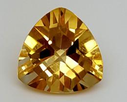 3.35Crt Madeira Citrine  Best Grade Gemstones JI124