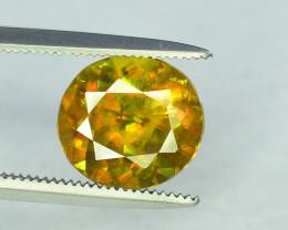 2.80 carats  AAA Fire  Sphene gemstone