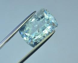 NR:- 10.65 Carats Natural Aquamarine Gemstones