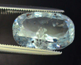6.15 Carats Natural Aquamarine Gemstones