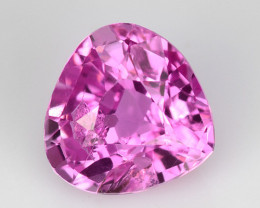 0.78 Ct Pink Sapphire Untreated Top Class Gemstone PS9