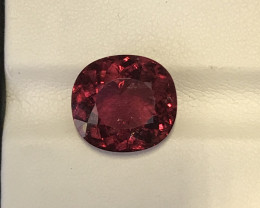 9.86 Carats Rubellite Tourmaline, Amazing Color