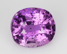0.91 Ct Pink Sapphire Untreated Top Class Gemstone PS11