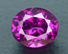 Rare 1.84ct Grape Garnet one of a Kind Fire Mozambique SKU.8
